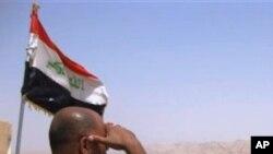 قتل مأمور پولیس عراقی توسط مردان مسلح