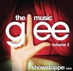 Sampul album soundtrack 'Glee.' Serial televisi ini kini memasuki musim keduanya di jariingan televisi Amerika, FOX.