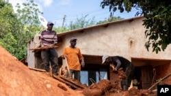 Zinengi izakhiwo eManicaland leMasvingo ezabhidlizwa lizulu lesiphepho uCyclone Idai