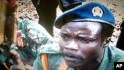 Joseph Kony, kiongozi wa kundi la waasi wa Uganda, L.R.A.