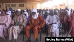 Taron Fulani Makiyaya a Yamai, Nijar