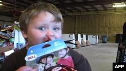 Программа «Toys for Tots» дарит игрушки миллионам американских детей