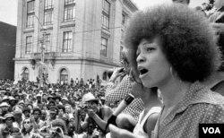 Анджела Дэвис. Портрет революционерки