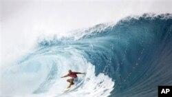 미국의 대표적인 여름 스포츠, 서핑(Surfing)