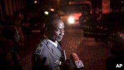Gen. Gilbert Diendere, le chef de file du putsch manqué au Burkina Faso