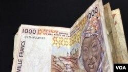 Francos CFA, moeda da Guiné-Bissau
