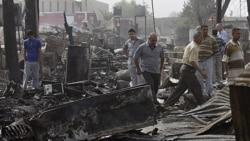 ۳۵ تن در انفجار های بغداد کشته شدند