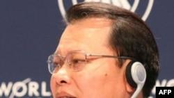 Phó Thủ tướng kiêm Bộ trưởng Tài chánh Việt Nam Vũ Văn Ninh