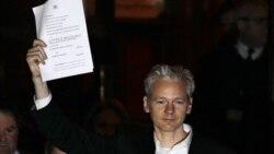 بنیانگذار ویکی لیکس با قید وثیقه از زندان آزاد شد