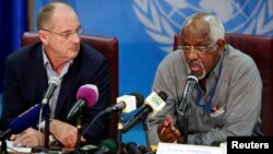 Jami'an Majalisar Dinkin Duniya da suka yi binciken kwakwaf akan hakkin dan Adam a Sudan ta Kudu