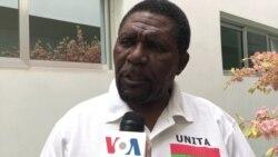 Samakuva diz que João Lourenço não pode vencer batalha contra a corrupção - 2:17