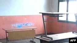Maqedoni: Nxënësit ende jashtë mjediseve mësimore në dy shkolla