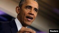 Президент Барак Обама, Белый Дом, 6 мая 2016