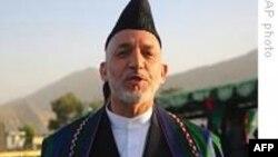 تعداد رأی های حامد کرزای رئيس جمهوری افغانستان از ۵۰ درصد فراتر رفت
