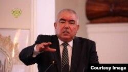 Vitse-prezident Abdul Rashid Do'stum