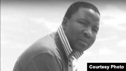 Mumwe wevaimbi vari kunze kwenyika, Shamie, uyo ari kuSouth Africa