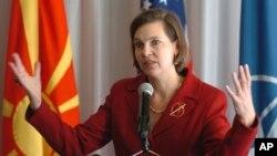 Victoria Nuland, vocero del Departamento de Estado confirmó que los diplomáticos venezolanos regresaron a su país el domingo.