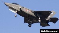 美國F-35戰機 (網絡圖片)