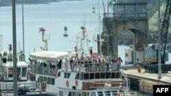Công trình mở rộng kênh đào Panama