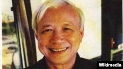 Giáo sư Đặng Đình Áng (1926-2020). (Hình: Minh.sweden, Wikimedia/CC BY-SA 4.0)