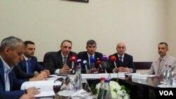 Korrupsiyaya qarşı Mübarizə İdarəsinin hesabatı