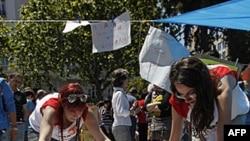 Sedmi dan protesta u Španiji zbog nezaposlenosti i državnih mera štednje