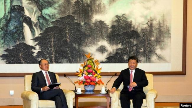 特朗普总统敦促世界银行停止向中国贷款