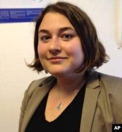 Bà Rachel Jacobs, chuyên viên phân tích nghiên cứu về Châu Á thuộc Freedom House