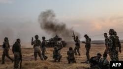صدر ٹرمپ کا کہنا ہے کہ ترک فوج کی شام میں جارحیت عام شہریوں کو خطرے میں ڈال رہی ہے۔
