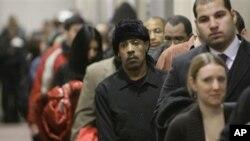 Американскиот пазар на труд се подобрува