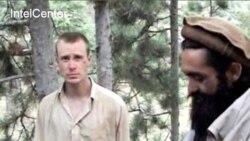 طالبان سرباز اسیر آمریکایی را نشان می دهد