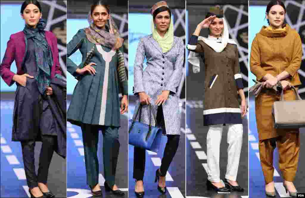 نئے یونیفارم متعارف کرانے کی رنگا رنگ تقریب کراچی میں ہوئی جس میں ایک سے بڑھ کر ایک ڈیزائن پیش کیا گیا۔