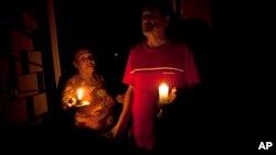 La falta de energía afectó a millones de venezolanos en las principales ciudades del país, entre ellas, Caracas.