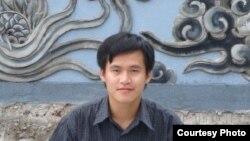 Thạc sỹ Nguyễn Tiến Trung được trả tự do hôm 12/4 sau gần 5 năm bị giam giữ vì tội danh 'hoạt động chống chính quyền nhân dân'.