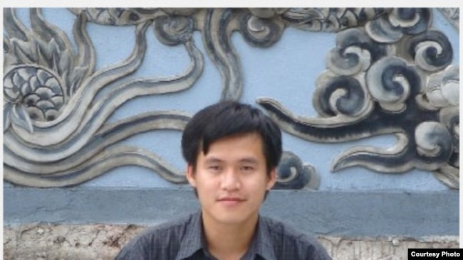 Cựu tù nhân lương tâm Nguyễn Tiến Trung
