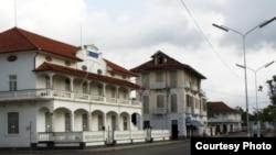 Banco Central de São Tomé e Príncipe