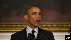 Barack Obama rencontre vendredi les dirigeants du Congrès (AP)