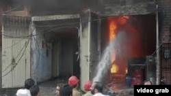 Pakistan fires