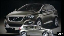 Evropianët miratojnë shitjen e Volvos një kompanie kineze