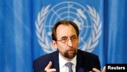 Zeid Ra'ad al-Hussein atwara igisata ca ONU citaho agateka ka zina muntu