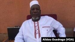Djaffar Hema, President Comite Culturel Geberation 3 Testaments, Bobo Dioulasso, Burkina Faso