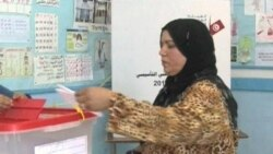 """Tunisians Vote for First Time Since """"Arab Spring"""""""
