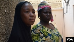 Sarawu Adamu and the other women were home alone when the militants entered the house. In search of buildings to set up their headquarters and house the over one hundred fighters that entered Mubi, the fighters occupied the homes of wealthy business and l