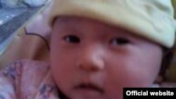 这名男婴由于被超声波误认为女婴,差点儿无法来到这个世界上 (来源:女权无疆界)