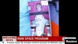 Press TV của Iran loan tin về việc đưa khỉ vào không gian