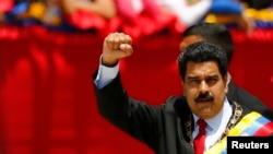 El presidente de Venezuela, Nicolás Maduro, se pronunció en contra de la OEA y de la intención que tiene el organismo de discutir la crisis en Venezuela.