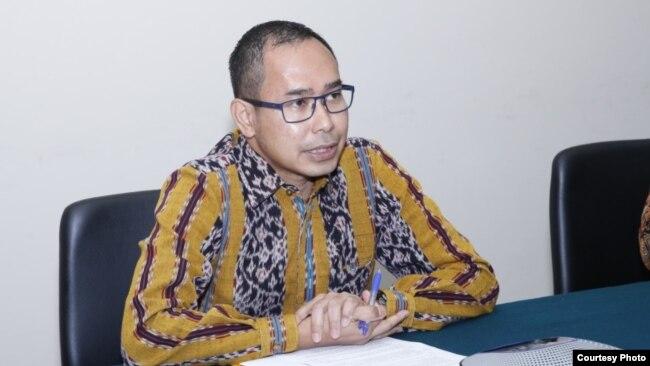Judha Nugraha, Direktur Perlindungan Warga Negara Indonesia dan Badan Hukum Indonesia Kemlu RI (courtesy: Kemlu RI)