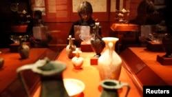 La colección de piezas solicitada por Perú es conocida como la Loma Negra.