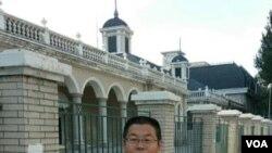 中國維權律師盧廷閣