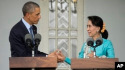 U.S. Committed to Helping Burma Transition to Democracy